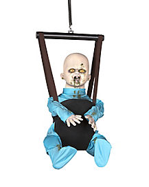Bouncing Zombie Baby