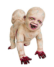 Doug and Phil DeGrave Zombie Baby - Decorations