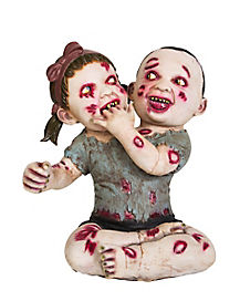 Double Trouble Zombie Baby - Decorations