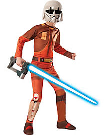 Kids Ezra One Piece Costume - Star Wars