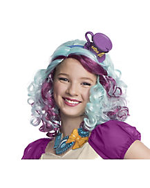 Kids  Madeline Hatter Wig - Ever After High