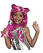 Catty Noir Wig with Headpiece - Monster High
