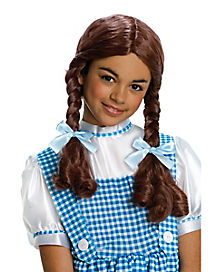 Kids Dorothy Wig - Wizard of Oz