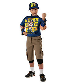 Kids John Cena Costume Deluxe - WWE