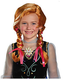 Disney Frozen Princess Anna Child Wig
