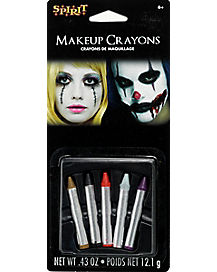 Horror Makeup Crayons