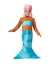 Bubble Guppies Molly Toddler Costume