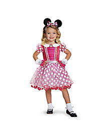 Disney Pink Minnie Tutu Toddler Costume