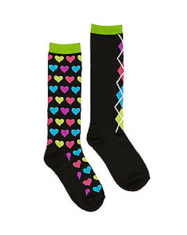 Kids School Nerd Socks