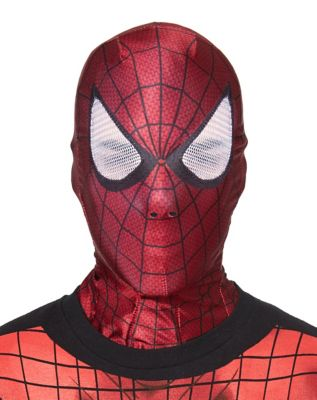 spiderman halloween mask