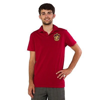 Harry Potter Gryffindor Polo Mens Costume