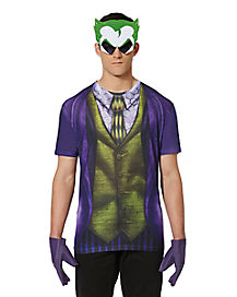 Joker Suit T Shirt - Batman