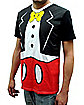 Adult Tuxedo I Am Mickey T-Shirt- Disney
