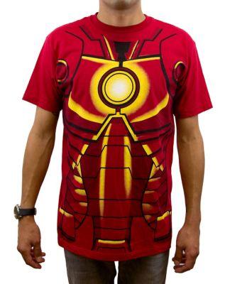 marvel superhero tshirt