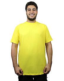 Basic Yellow T-Shirt