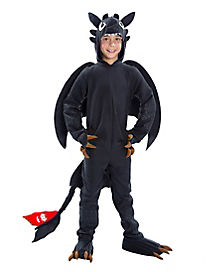 Kids Toothless Costume - How to Train Your Dragon 2