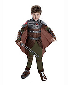 How to Train Your Dragon 2 Hiccup Child Costume