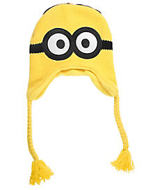 Minion Laplander Hat - Despicable Me