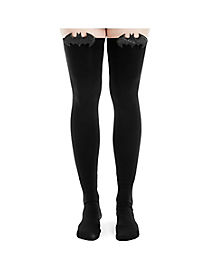 Batman Thigh High Socks - DC Comics