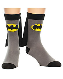 Batman Caped Crew Sock