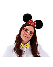 Nerd Minnie Costume Kit - Disney
