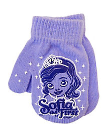 Magic Sofia Mittens - Sofia the First