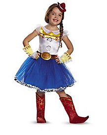 Toy Story Jessie Child Glovelettes and Boot Covers