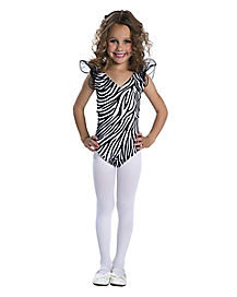 Zebra Child Bodysuit