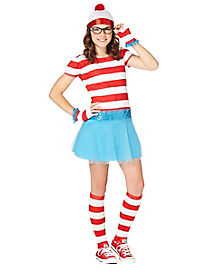 Where's Wenda Tween Costume