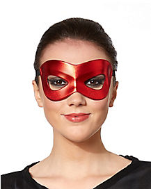 Adult Eye Mask in Red