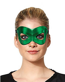Adult Eye Mask in Green