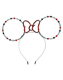 Metal Minnie Headband - Disney