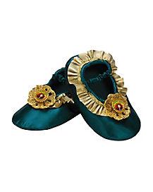Kids Merida Slippers - Brave