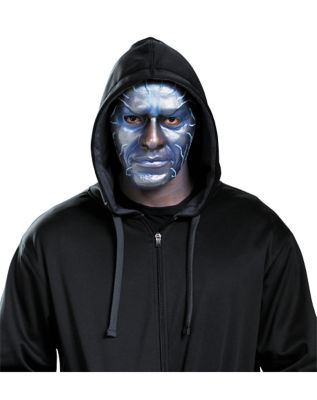 electro mask halloween outfit