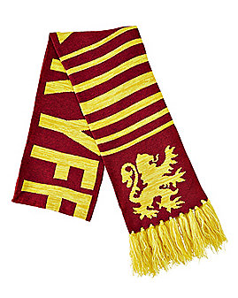 Gryffindor Scarf - Harry Potter