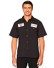 Adult Bartender Workshirt