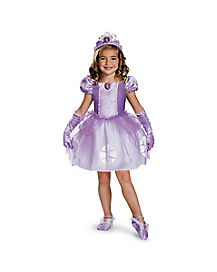 Disney Sofia the First Ballerina Toddler Costume