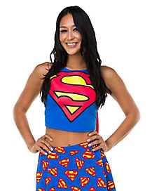 Supergirl Tank with Cape
