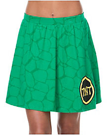 Teenage Mutant Ninja Turtles Shell Skater Skirt