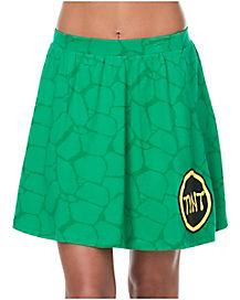 TMNT Shell Skater Skirt - Teenage Mutant Ninja Turtles