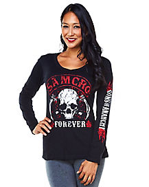 SOA Forever Long Sleeve T-Shirt - Sons of Anarchy