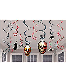 Creepy Carnival Swirls 12-Pack