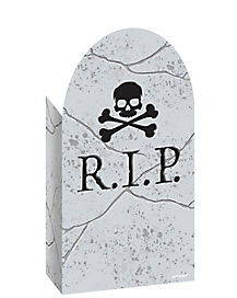R.I.P. Gravestone Treat Bag