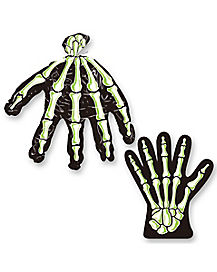 Skeleton Hand Treat Bag