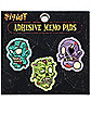 Zombie Memo Pad