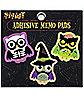 Owl Memo Pad