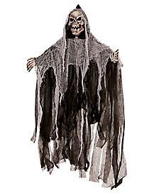 3' Hanging Skull Reaper