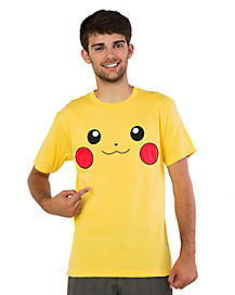 Adult Pikachu T-Shirt - Pokemon