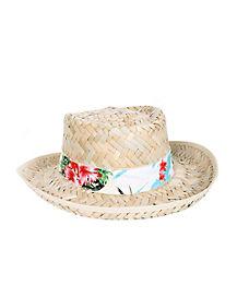 Luau Hat