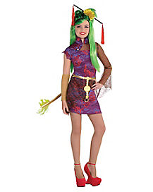 Kids Jinafire Long Costume Deluxe - Monster High